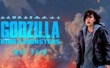Imagem promocional de Godzilla 2