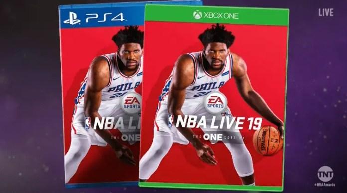 NBA Live 19 Capa