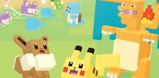 Imagem do game pokemon quest