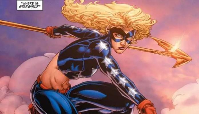 Imagem da personagem Stargirl