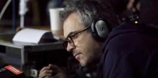 Imagem do diretor Alfonso Cuarón