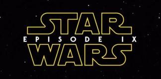Logo de Star Wars: Episódio IX