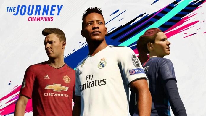 A Jornada -FIFA 19