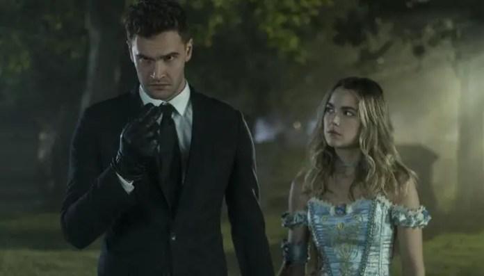 Imagem do episódio 1.01 da série Into The Dark