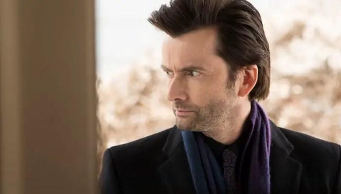 Imagem de David Tennant como Killgrave