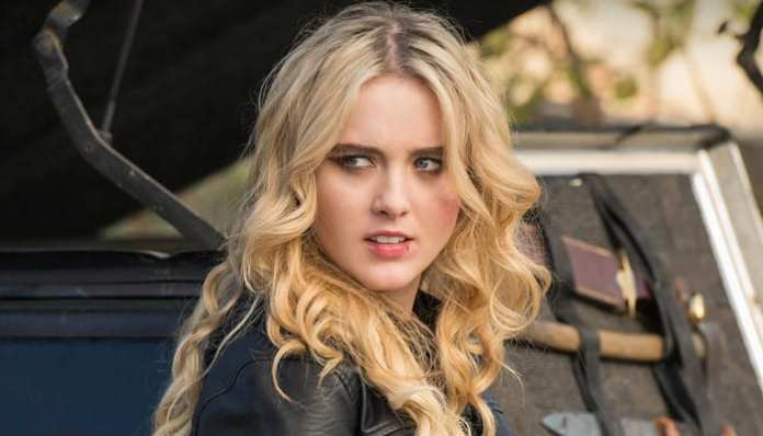 Katheryn Newton na série Supernatural