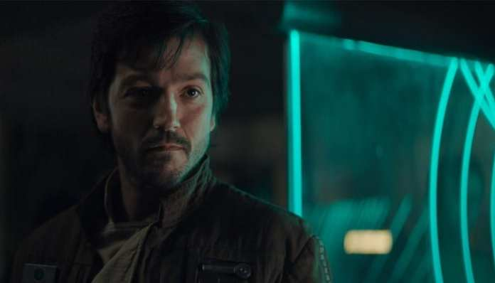 Imagem de Cassian Andor em Rogue One