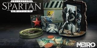 Metro Exodus -Spartan Collector's Edition