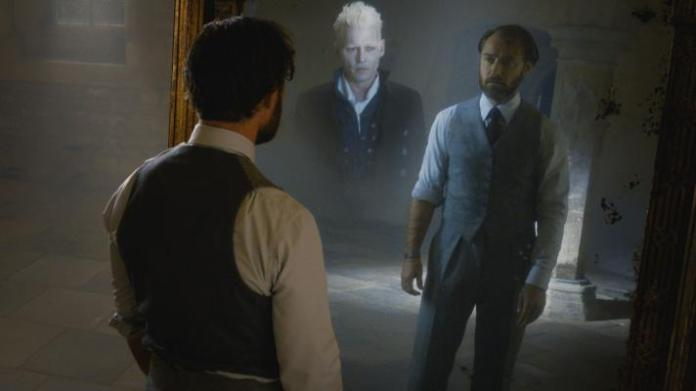 imagem promocional de Animais Fantásticos Os Crimes de Grindelwald