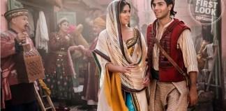 Imagem do filme Aladdin