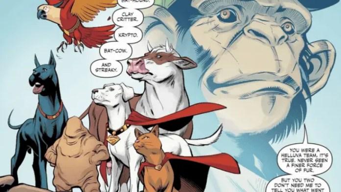 DC Super Pets