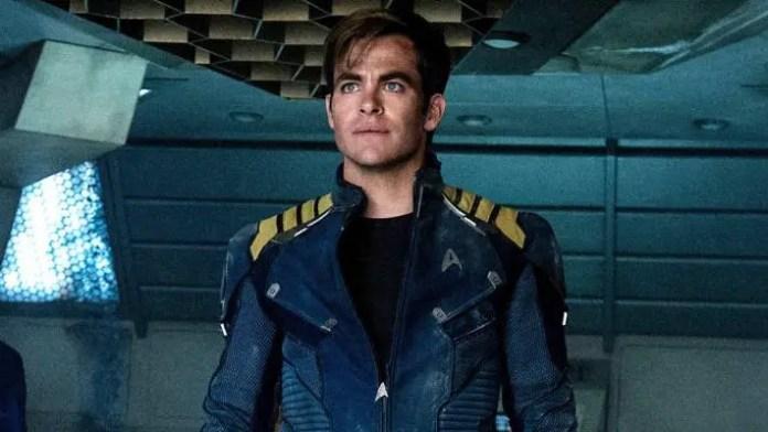imagem de Chris Pine em Star Trek