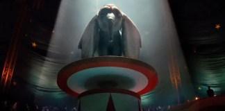 imagem promocional de Dumbo