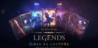 The Elder Scrolls: Legends | Ilhas da Loucura