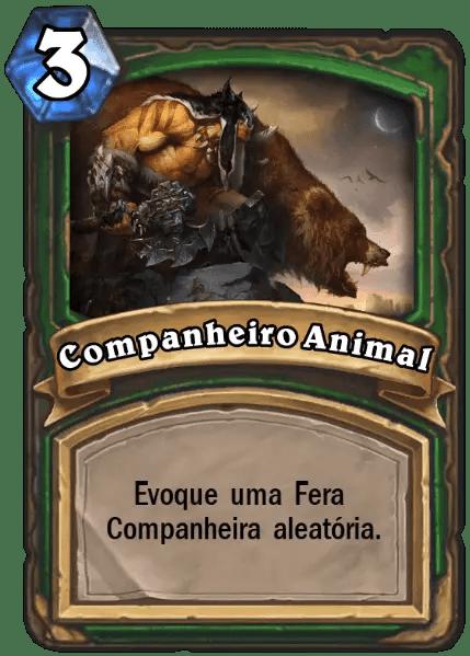Hearthstone - Companheiro Animal