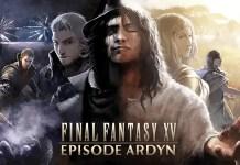 Final Fantasy XV - Episode Ardyn