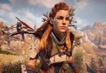 Aloy - Horizon Zero Dawn