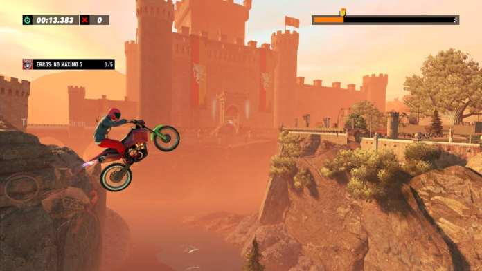 Trials Rising | Diversão sobre 2 rodas