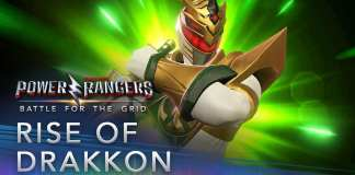 Power Rangers: Battle for the Grid | Lord Drakkon