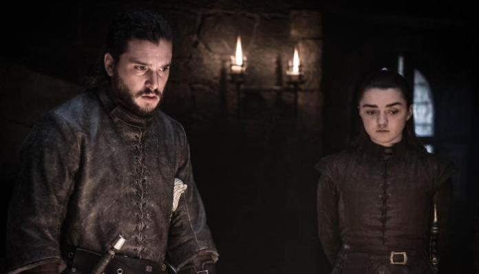 Game of Thrones episódio 8x02