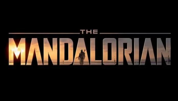 Logo da série The Mandalorian