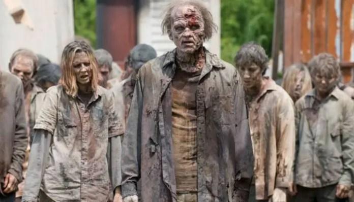 Zumbis The Walking Dead