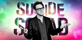 James Gunn em Esquadrão Suicida
