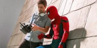 imagem do set de Homem-Aranha De Volta ao Lar