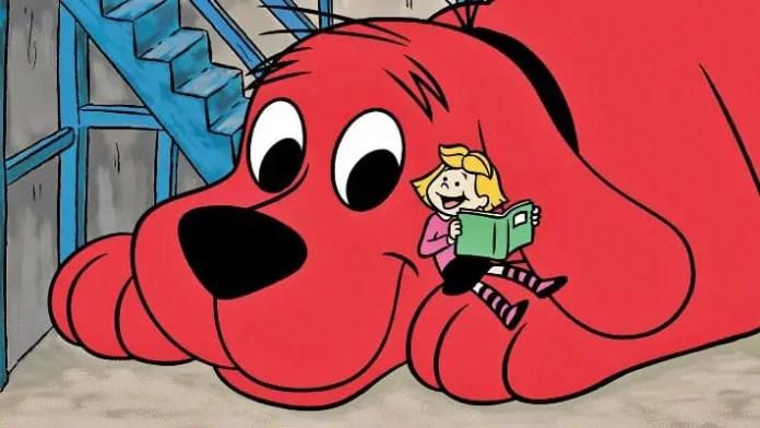 Clifford o gigante cão vermelho