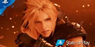 Trailer de Final Fantasy VII Remake