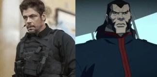 Benício del Toro e Vandal Savage