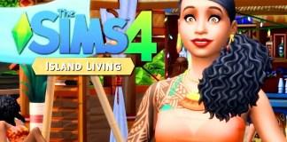 The Sims 4 - Ilhas Tropicais