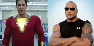 Shazam! e Adão Negro irão se enfrentar somente no terceiro filme