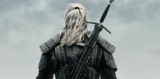 Imagem da série The Witcher