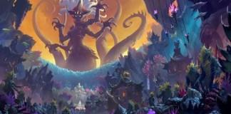 """World of Warcraft - """"Ascensão de Azshara"""""""