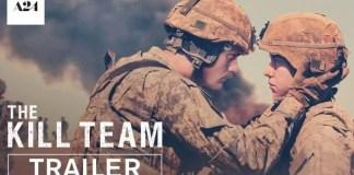 imagem do trailer de The Kill Team
