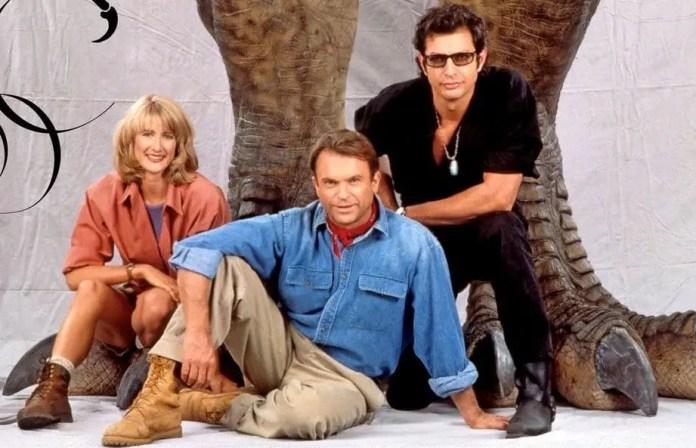 Jurassic Park protagonistas