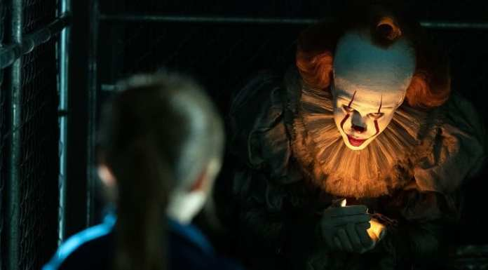 Pennywise em It Capítulo 2
