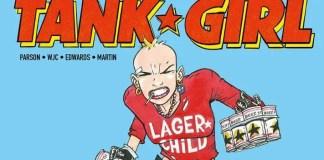 imagem da capa de tank girl