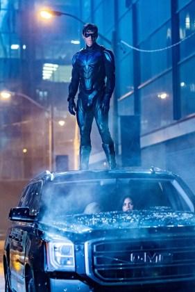 Titãs   Confira a sinopse e imagens do episódio 2.13 - Nightwing