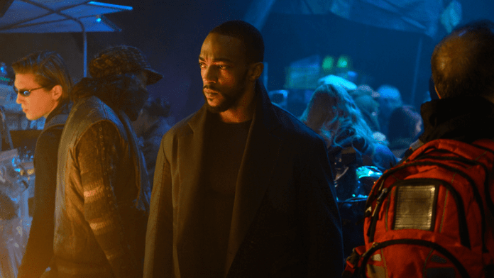 Anthony Mackie em Altered Carbon 2ª temporada