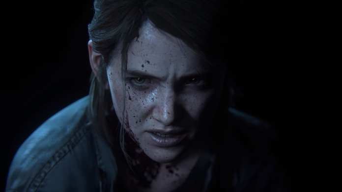 Ellie em The Last of Us Part 2