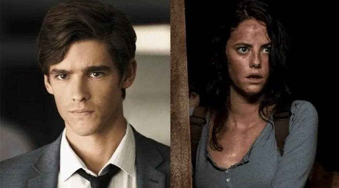 Brenton Thwaites e Kaya Scodelario rumor Resident Evil elenco reboot