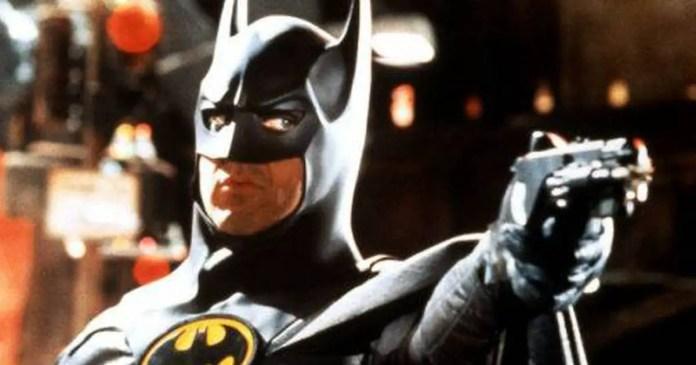 Batman de Michael Keaton pode estar em The Flash