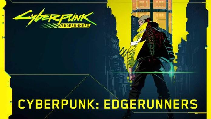 Cyberpunk Edgerunners anime