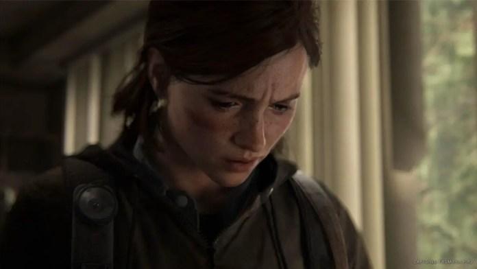 Ellie em The Last of Us Parte II