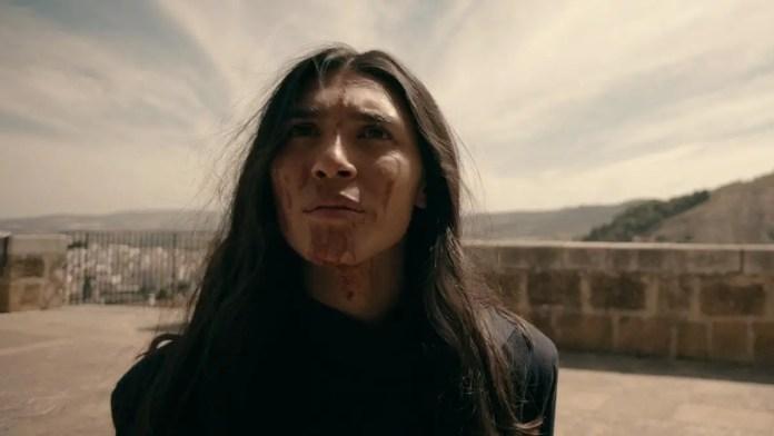 Lilith em Warrior Nun
