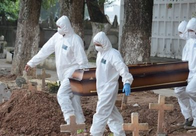 Carmo e Sapucaia registram um total de 125 óbitos desde o início da pandemia da Covid-19