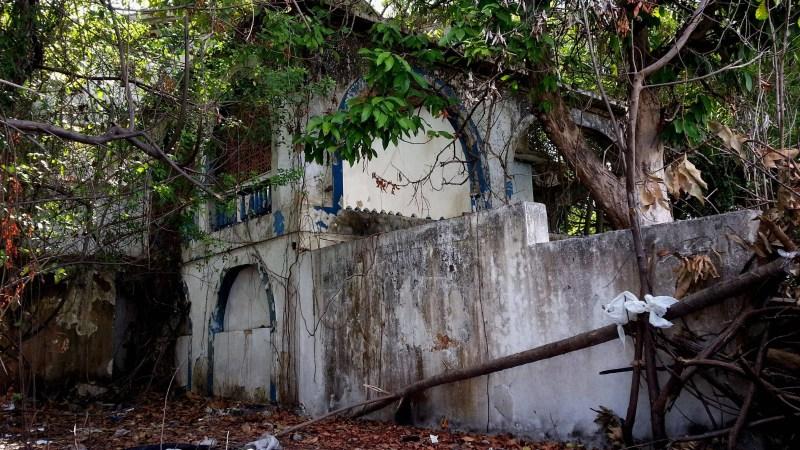 O perigo das casas abandonadas