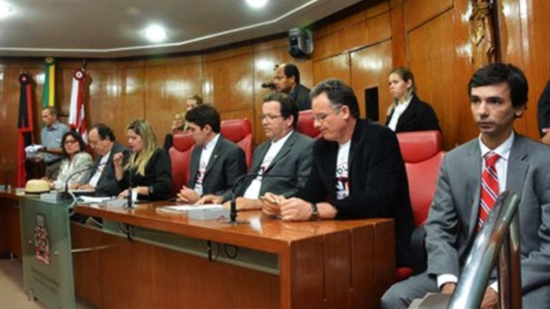 CMJP discute a criação do Tribunal de Contas dos Municípios da Paraíba